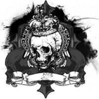 Skull Tattoo Render by TFTH