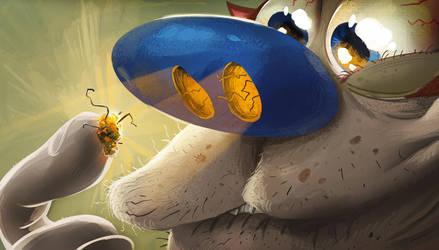 The Miner by VincentBisschop