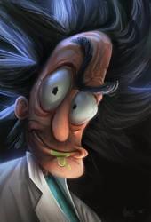 Rick by VincentBisschop