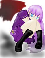demon girl by Marachi-chan