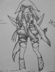 Doodles by Marachi-chan