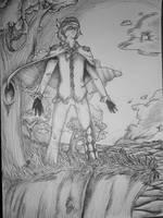 Gaia avi art for friend :3 by Marachi-chan