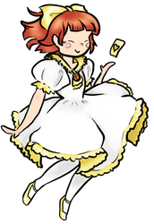 Girl Of Hearts by Marachi-chan