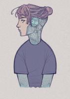 Cyborg Grimes by Veritas93