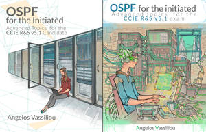 CCIE guide Cover Book by Veritas93