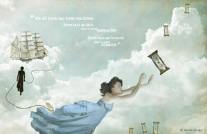 Dream: Time machine by blackbettie
