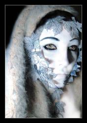 El rostro saliente. by Souvenir-Del-Devenir