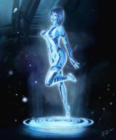 Cortana by PemaMendez
