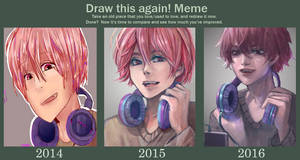 2016 Draw This Again by HEERA-art