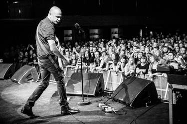 Danko Jones III by HenriKack