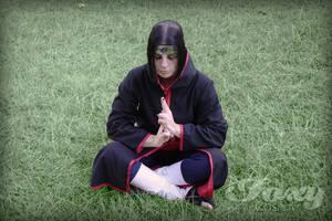 Naruto: Uchiha Itachi by VariaK