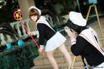 Cardcaptor Sakura: Do it again Sakura by VariaK