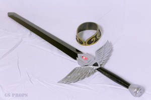 SSTLC: Hades Sword and Collar by VariaK