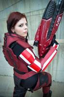 Female Commander Shepard Preview 2 by VariaK