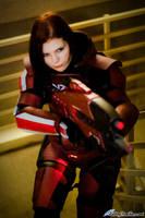 Mass Effect 3: I'll go up first by VariaK