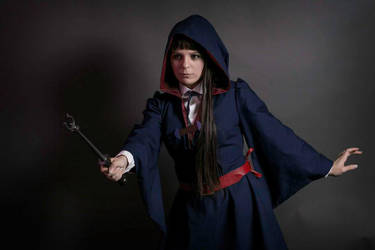 Little Witch Academia by VariaK