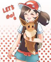 FA: Pokemon Let's Go by Kokoami