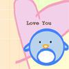 Penguin Love by lilblu3starlit3