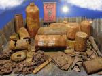 King Rat Scrap Yard Diorama Final by skphile