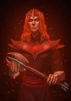 Sauron by AlyonaDF