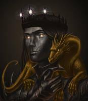 Melkor by AlyonaDF