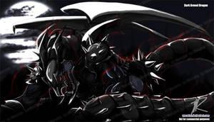 Mocattu's Dark Armed Dragon by Mocattu