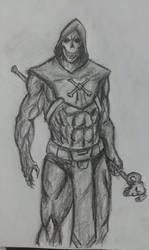 Skeletor by xXdrawingguyXx