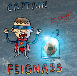 Capatin Feignass by Russeldark
