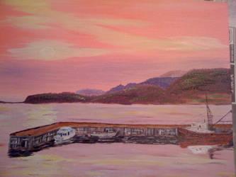 Rocky Harbor, Newfoundland by lrdcampbel