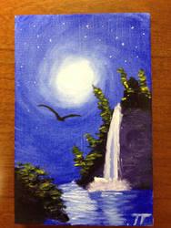 Night Falls by lrdcampbel