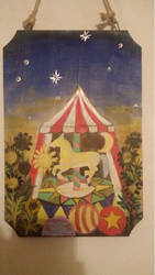 My life as a carousel by iwillneverlookback20