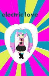 Miku Eletric by aokahatsunechinzapep