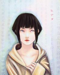Hinata by mickyoko
