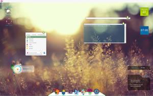 Gaia10 Linux by gabriela2400