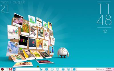Smash Desktop by gabriela2400
