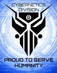 Cerberus ''Cybernetics Division'' poster by GothicGamerXIV