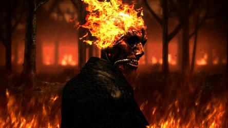#506 Spirit of Vengeance by GothicGamerXIV