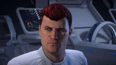 Klayton Ryder (ME:Andromeda) by GothicGamerXIV