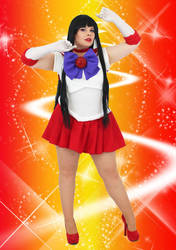 Sailor Mars by BellaHime