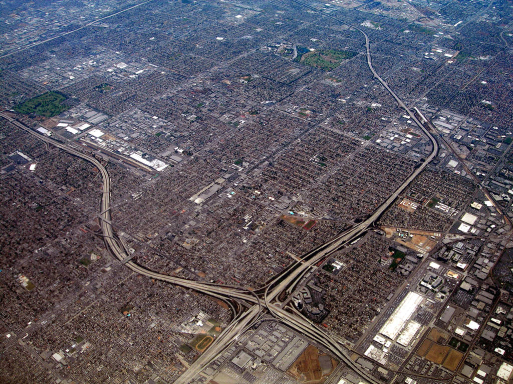 L.A. endlessness by Marivel87