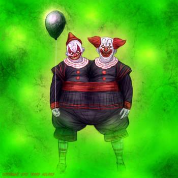 Clowning Around by WendigoMoon