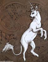 red unicorn 1 by gescheitert