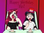 Happy Birthday, Rei! by FlyingPrincess