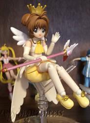 My Tobira wo Akete Sakura Figure by FlyingPrincess