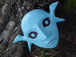 Zora Mask 2.0 by meanlilkitty