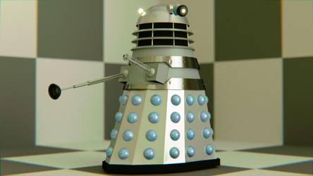 MK1 Dalek New Render by WhosWho23
