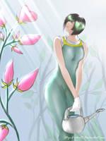 plants love by Dye-EvolveII