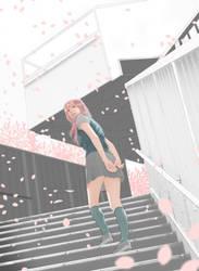 sakura by Dye-EvolveII