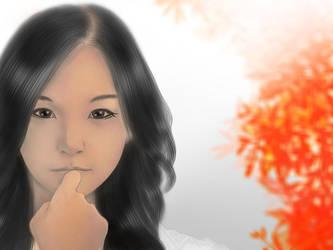 face by Dye-EvolveII