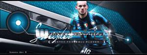 Wesley Sneijder - Inter by romano-alex